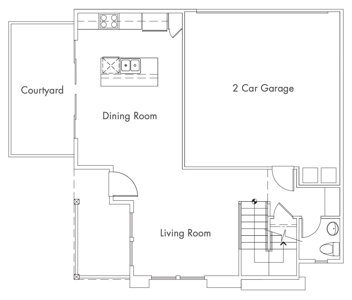 CIRCA plan 1 floor 1