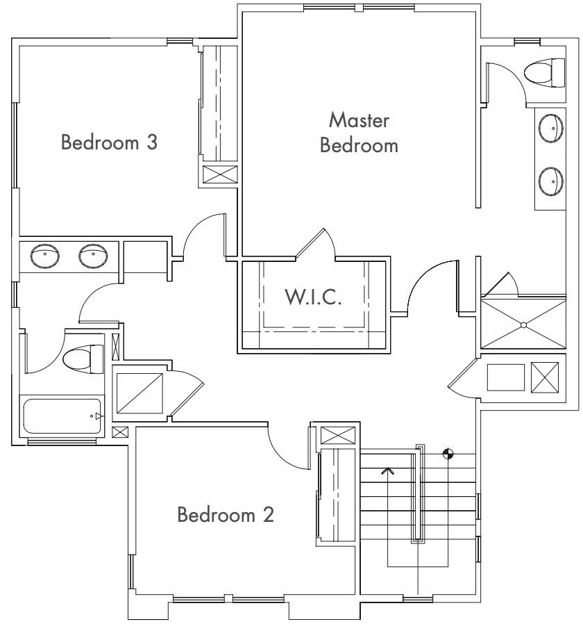 CIRCA plan 1 floor 2