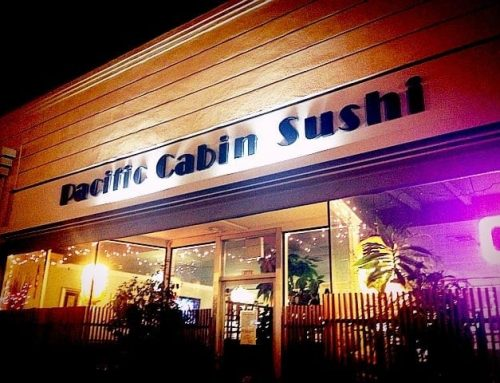 Pacific Cabin Sushi