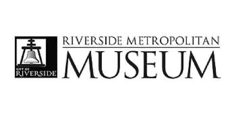 Riverside Metropolitan Museum logo